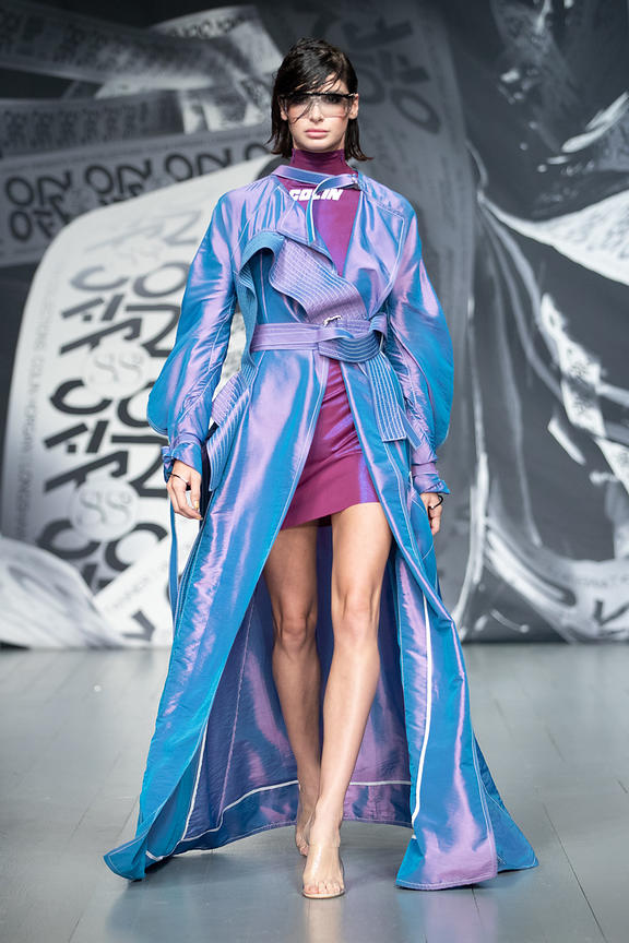 London Fashion Week Spring Summer 2019  - On|Off Colin Horgan