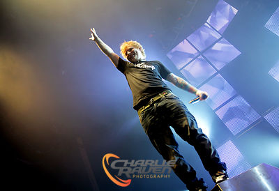 Ed Sheeran - Bournemouth International Centre 21.10.12