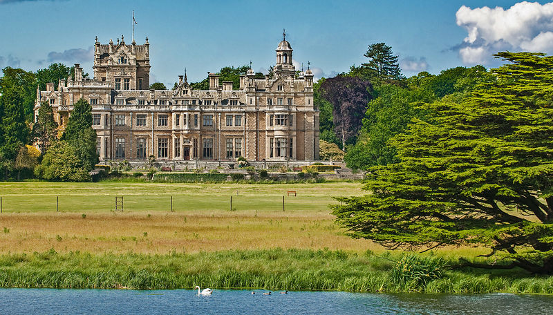 Thoresby Hall Hotel & Spa in Nottinghamshire