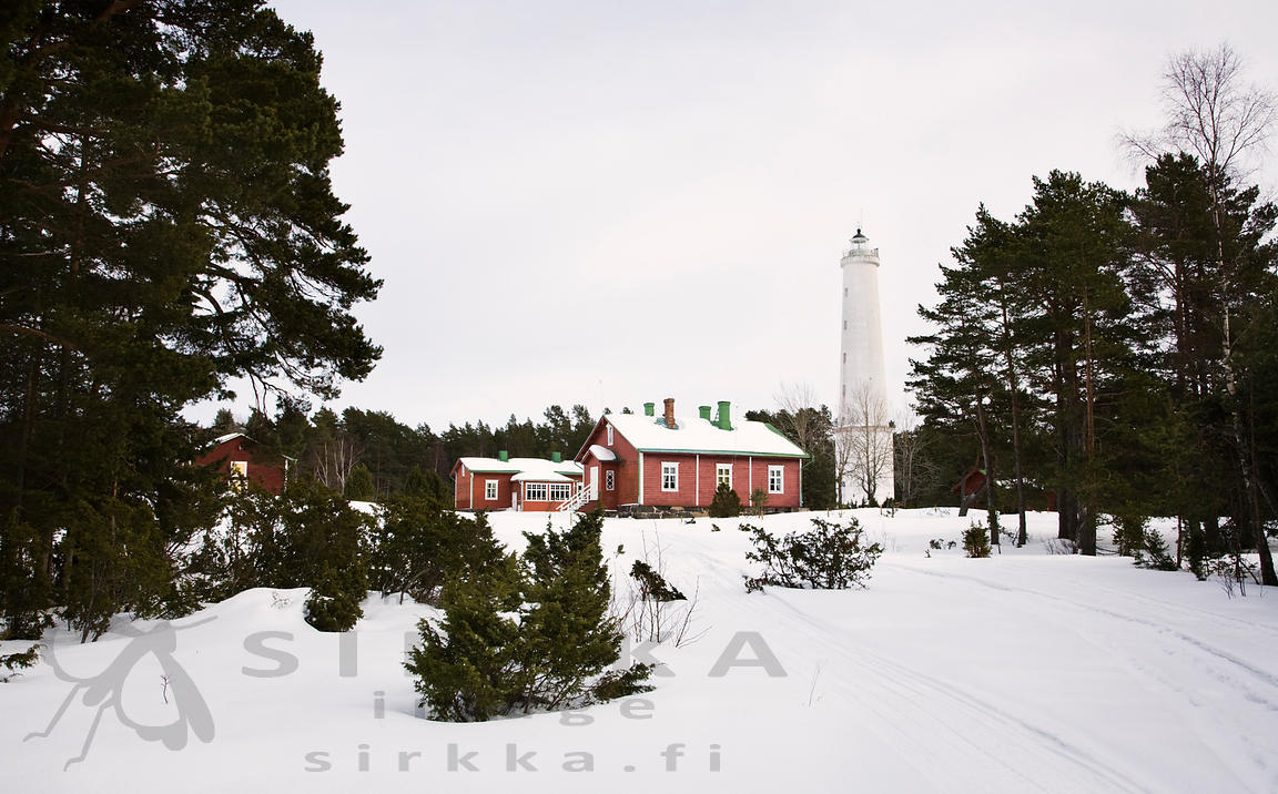 Lighthouse of Säppi