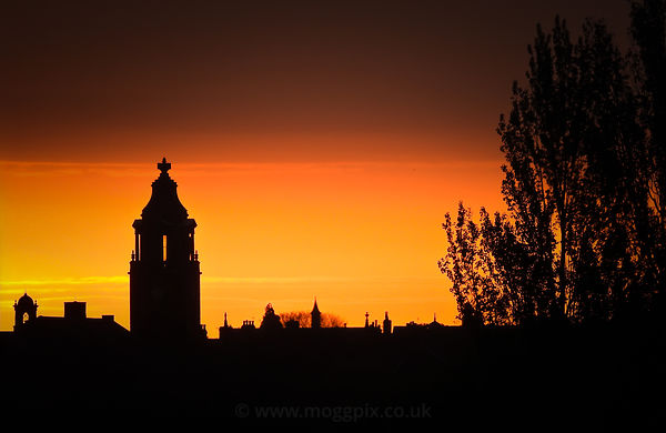 The Dreaming Spires of Blue Coat School, Liverpool