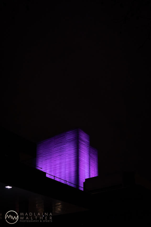 National Theatre, London.
