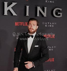 Outlaw King Premiere, Edinburgh, Friday 19th October 2018