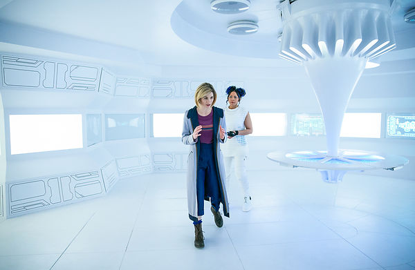 More from Doctor Who series 11