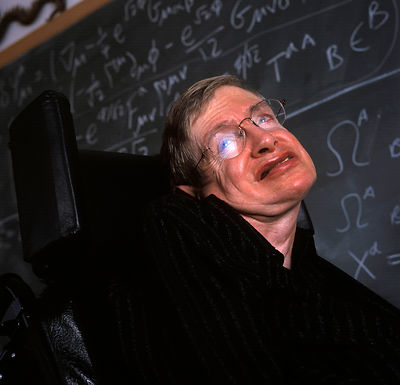 UK - Stephen Hawking