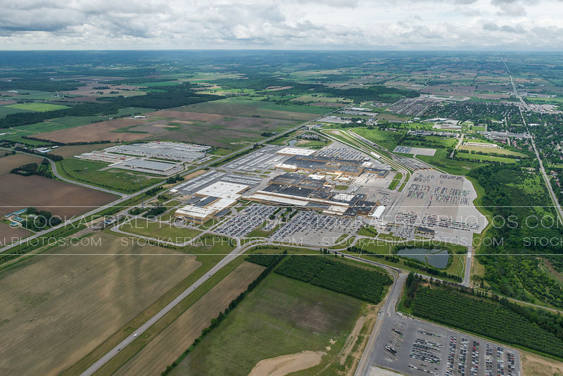Honda Plant, Alliston