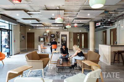 ScreenWorks, London | Client: Workspace