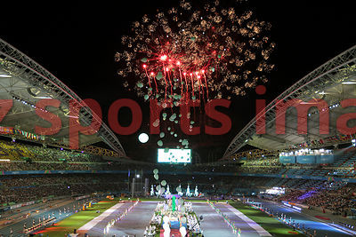 The Opening Ceremony of the 13th IAAF World Championships,Daegu S.Korea,2011