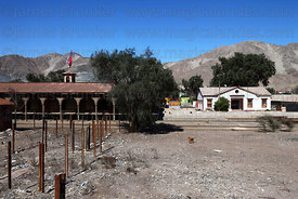 Former railway station , Copiapó , Region III , Chile