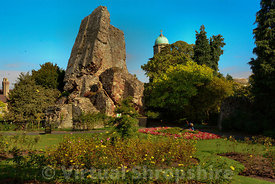 Bridgnorth Castle Gardens