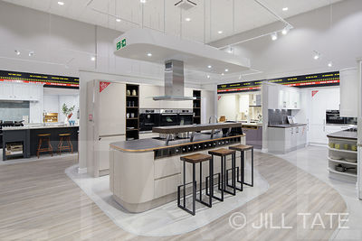 Wren Kitchens, Team Valley | Client: Aptus Shopfitting