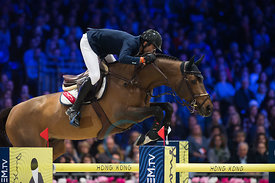 LONGINES GRAND PRIX - Longines Paris Masters 2017