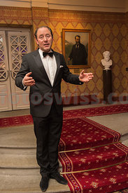 Final Event of the 2015 Gourmet Festival in Saint Moritz