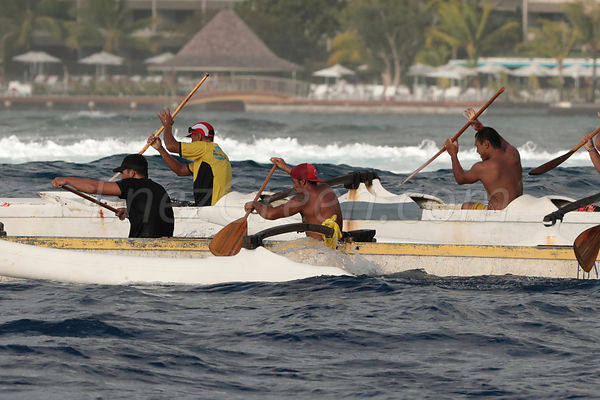 Tahiti watersports