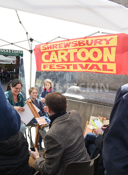 Shrewsbury Cartoon Festival