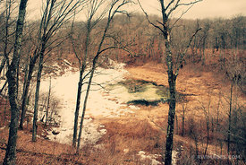 KETTLE MORAINE FOREST WISCONSIN