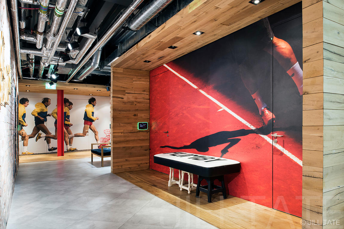 New Balance EMEA Headquarters | Client: CBRE