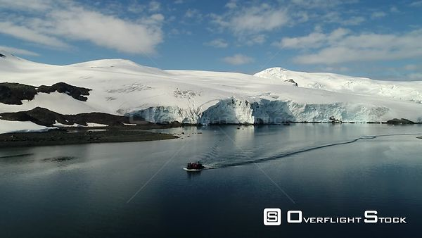 Chile Bay (Discovery Bay) Antartica