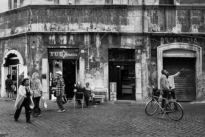Reportage and Street Photographer, Rome, Italy reportages
