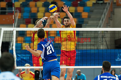Men's Team tournament Semifinals / ESP-GRE