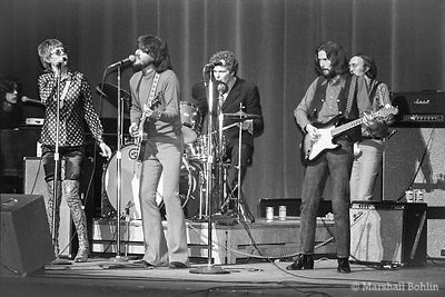 Delany & Bonnie and Friends in 1970 at the Auditorium Theatre, Chicago