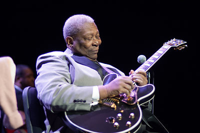 BB King. Grand Sierra Resort.