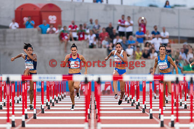 Women's 100m Hurdles Final