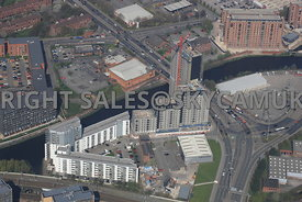 Regent Road and Water Street developments Manchester Western Gateway