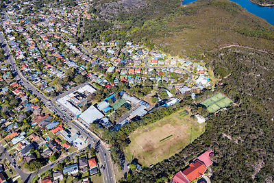 Allambie Heights Aerial Photography