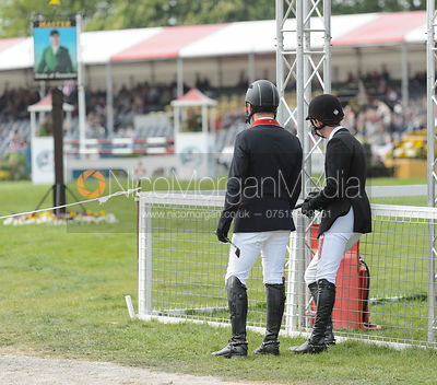 - Showjumping - Mitsubishi Motors Badminton Horse Trials 2017