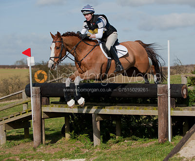 Will Jebb and Leeds D'Auvray, Oasby Horse Trials 2011