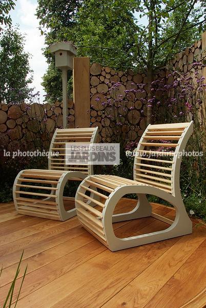 la photothèque | LES PLUS BEAUX JARDINS | Mobilier de jardin sur une ...