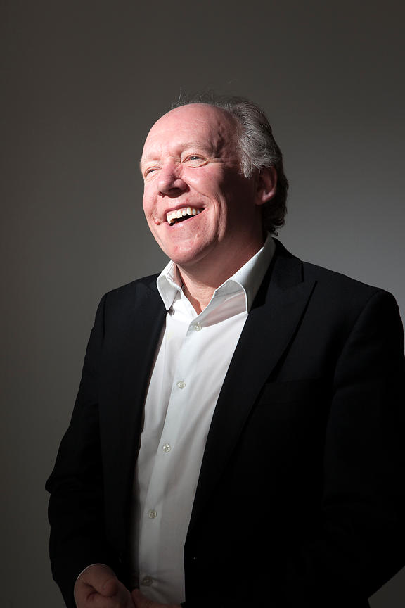 Ian Callum - car designer at Jaguar Cars, Castle Bromwich
