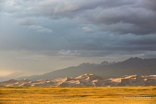 GREAT SAND DUNES NATIONAL PARK COLORADO