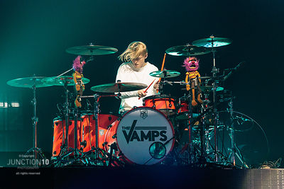 The Vamps - Genting Arena, 2017