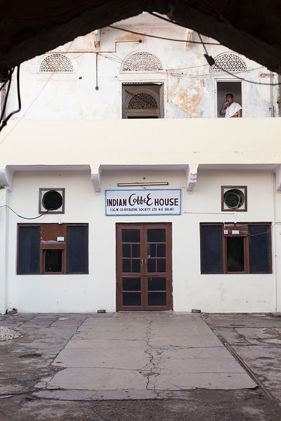 India - Jaipur - The Indian Coffee House