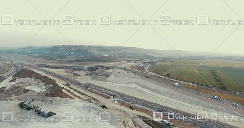 Highway Expansion Project Israel