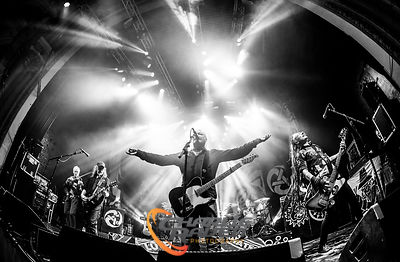 The Levellers - O2 Academy Bournemouth 09.12.16