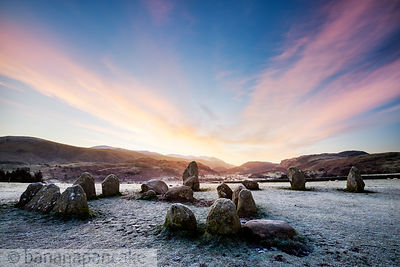 Castlerigg Stone Circle - BP3328