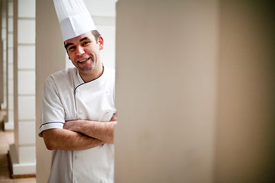 Executive Chef Boris Cuzon