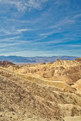 Zabriskie Point (V)- Death Valley