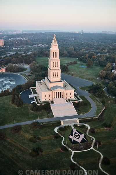 Masonic Memorial George Washington