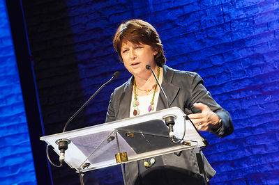 Martine Aubry au Colloque EUROPE XXL