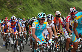 Effort - Tour de France 2011