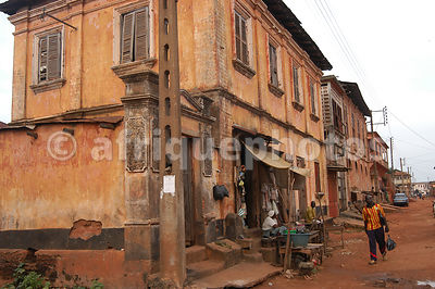 Porto Novo, Benin capital city