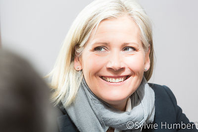Véronique Laury, PDG de KINGFISHER