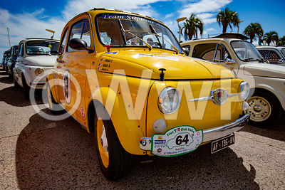 Meeting Fiat 500 Saint-Raphaèl 2018