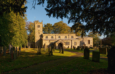 St Giles in Great Longstone