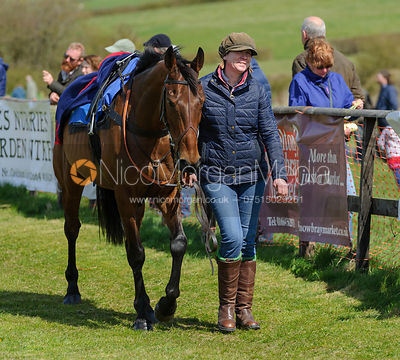Collecting ring - The Quorn at Garthorpe