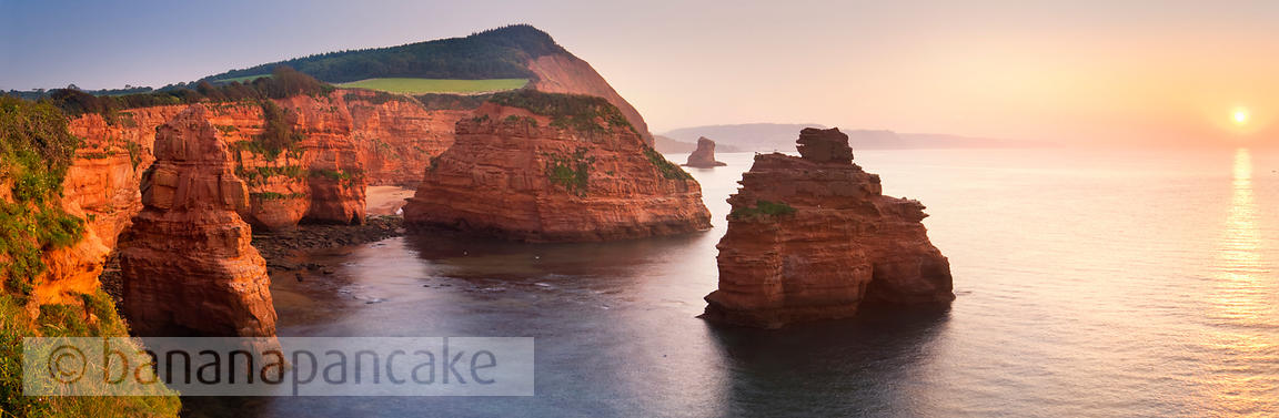 BP1339 - Ladram Bay, near Sidmouth
